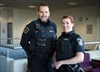 Officers lauded for helping man