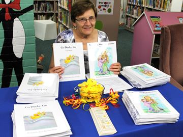 Meaford author launches two new children's books