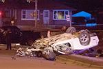Serious crash in Oshawa