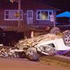 Serious crash in Oshawa