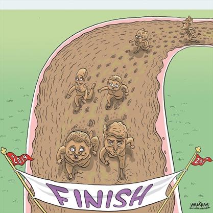 Graeme MacKay's editorial cartoon for Oct. 18