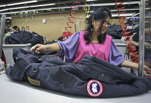 Canada Goose sues International Clothiers over alleged replicas of its parkas | TheRecord.com