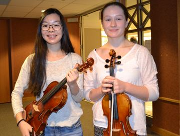 Huronia Symphony Orchestra program gives youth orchestra experience in Barrie