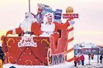 Thorold Santa Claus parade