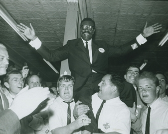 Lincoln Alexander and success in June 1968.