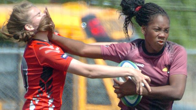 Red Devils thump Braves in GHAC girl rugby final