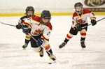 Midland novice Centennials take 2-0 lead in OMHA final