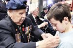 Toronto Royal Canadian Legion's annual TTC Poppy Campaign