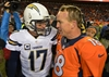 Broncos queasy about Chargers