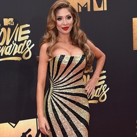 'Teen Mom' star Farrah Abraham shows fans where she lost her virginity-Image1