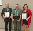 Seguin firefighters honoured