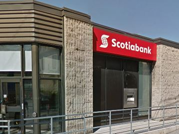 Scotiabank closes