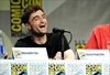 Radcliffe goes undercover as Spidey at Comic-Con-Image1