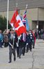 Flamborough 2015 Remembrance Day ceremonies