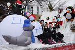 Stouffville Santa Claus Parade