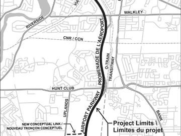 Airport Parkway widening EA going before committee