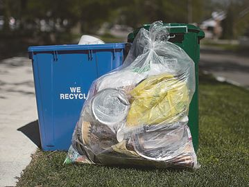 Halton region releases 2017 waste collection schedule for Sofa bed zuza