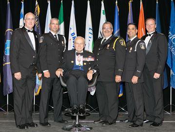 Paramedic service medal