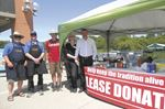 Lions club supports Canada Day