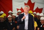 Harper announces manufacturing hub