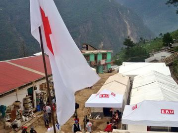 Canadian Red Cross surgeon from Oakville helping in Nepal