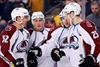 Duchene gets 10th goal, Avalanche beat Bruins 4-2-Image1