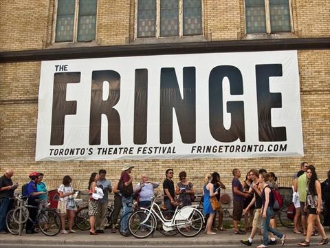 Toronto Fringe Festival