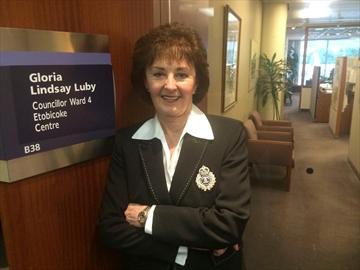 Gloria Lindsay Luby