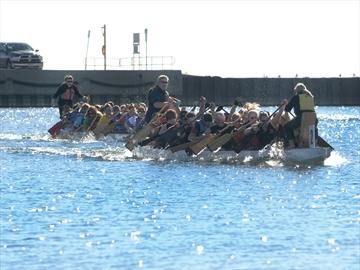 Challenge the Dragon Boat
