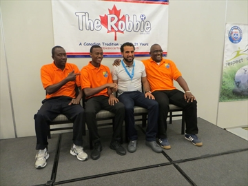 Robbie tournament