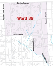 Ward 39 - Scarborough-Agincourt
