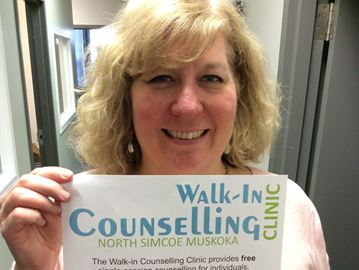 Orillia clinic expands access to walk-in counseling