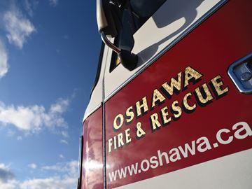 Oshawa fire hall 5