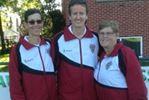Lawn bowling champions