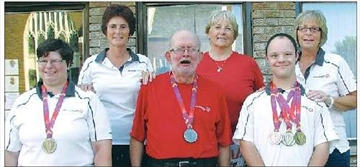 Arnprior Special Olympians bring medals home from Nationals– Image 1