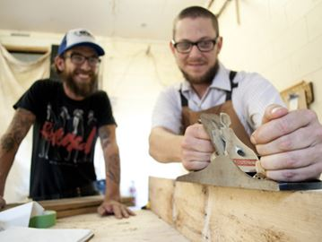 Port Colborne business creates beauty from salvaged materials