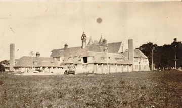 Eaton Hall Barn Buildings