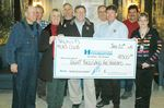 Midland Y's Men's Club supports hospital