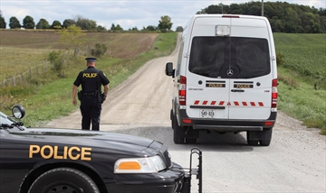 Large police presence in SW Ontario-Image1