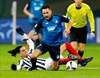 Eintracht and Hoffenheim battle to ill-tempered 0-0 draw-Image1