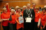 Oakville Town Hall will glow orange to raise awareness of violence against women