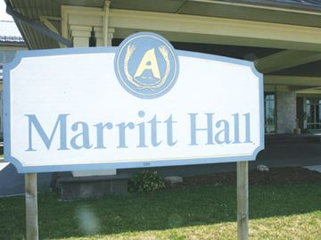 Marritt Hall, Ancaster Fairgrounds
