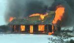 Tragic fire