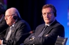 The Latest: Thomas Bach says 'enough is enough' at FIFA-Image1