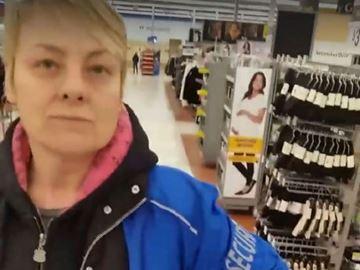 Walmart security guard