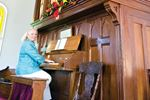 Smithville Presbyterian church organ