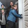 Two Habitat homes dedicated in Cobourg