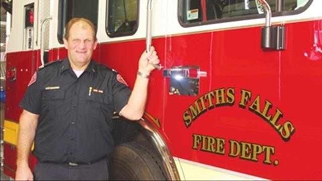 Fire prevention officer no stranger in town– Image 1