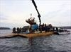 WWII plane wreckage recovered; airmen honoured-Image1