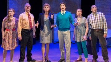 Musical comedy shows how life changes in One Moment